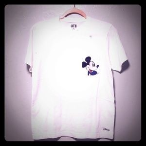 Mickey Mouse / Andy Warhol / Uniqlo collab tee